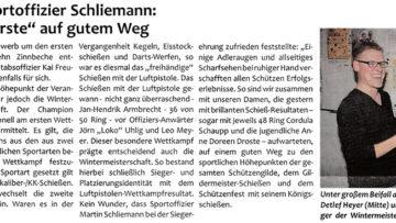 Pressebericht Postillon Winterspiele 2019