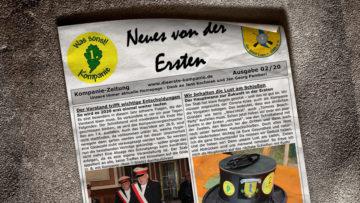 Kompaniezeitung Ausgabe 2/20